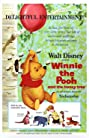 Winnie the Pooh and the Honey Tree (1966) Poster