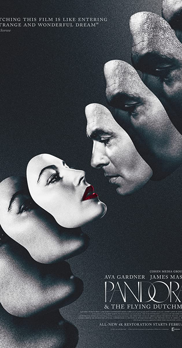 Pandora and the Flying Dutchman (1951) - IMDb