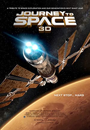 Where to stream Journey to Space