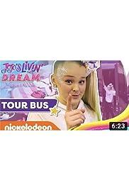 Jojo S Livin The D R E A M Jojo Siwa Shows Us Her Tour Bus Tv Episode 2019 Imdb