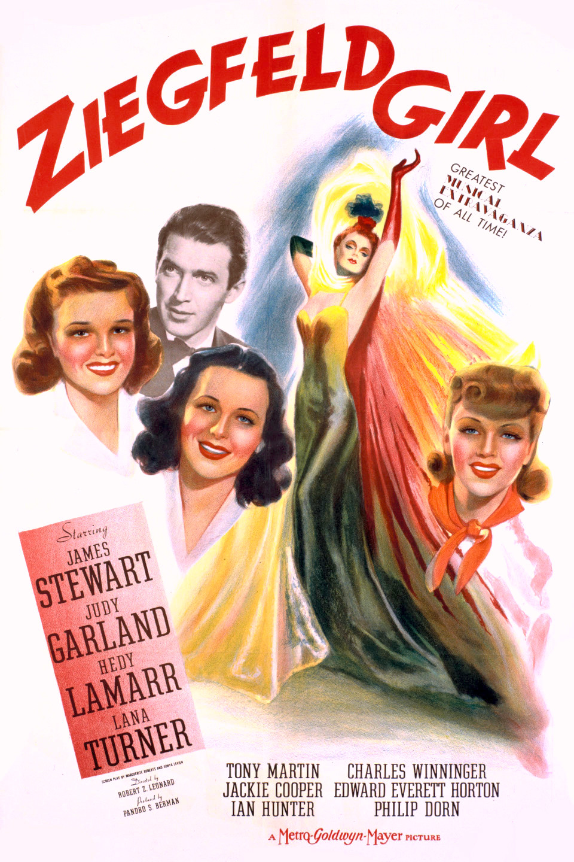 Ziegfeld Girl (1941) - IMDb