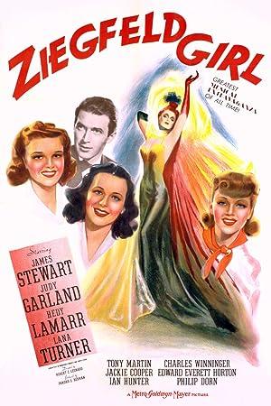 Where to stream Ziegfeld Girl