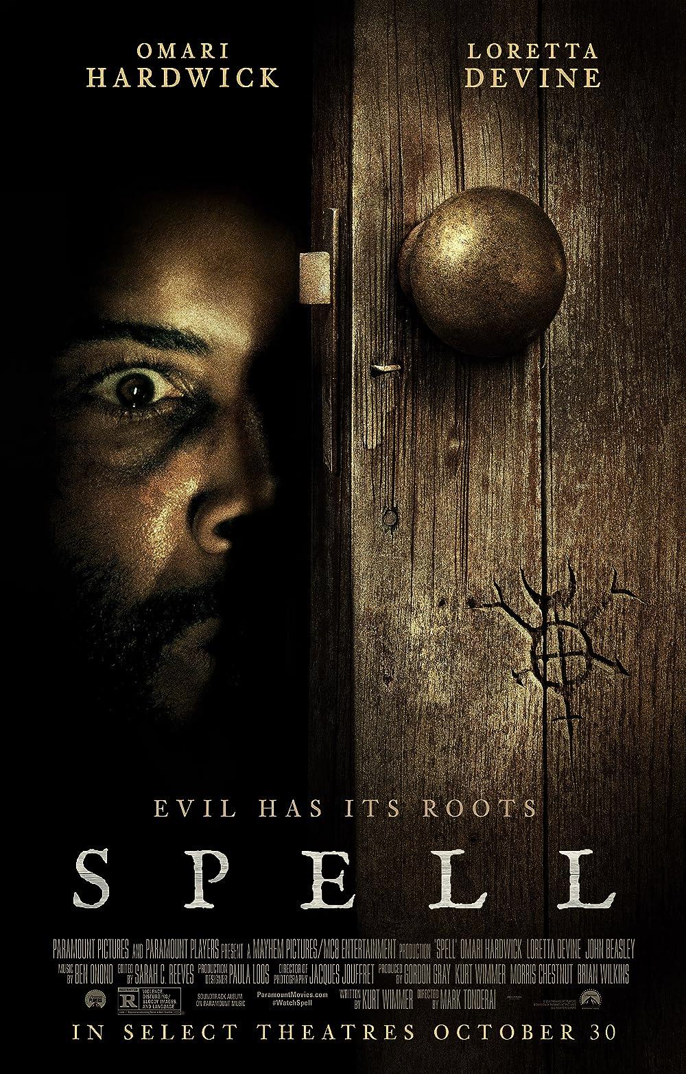 image poster from imdb - Spell (2020) • Movie