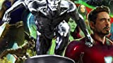 MovieWeb: Silver Surfer in Avengers: Infinity War?