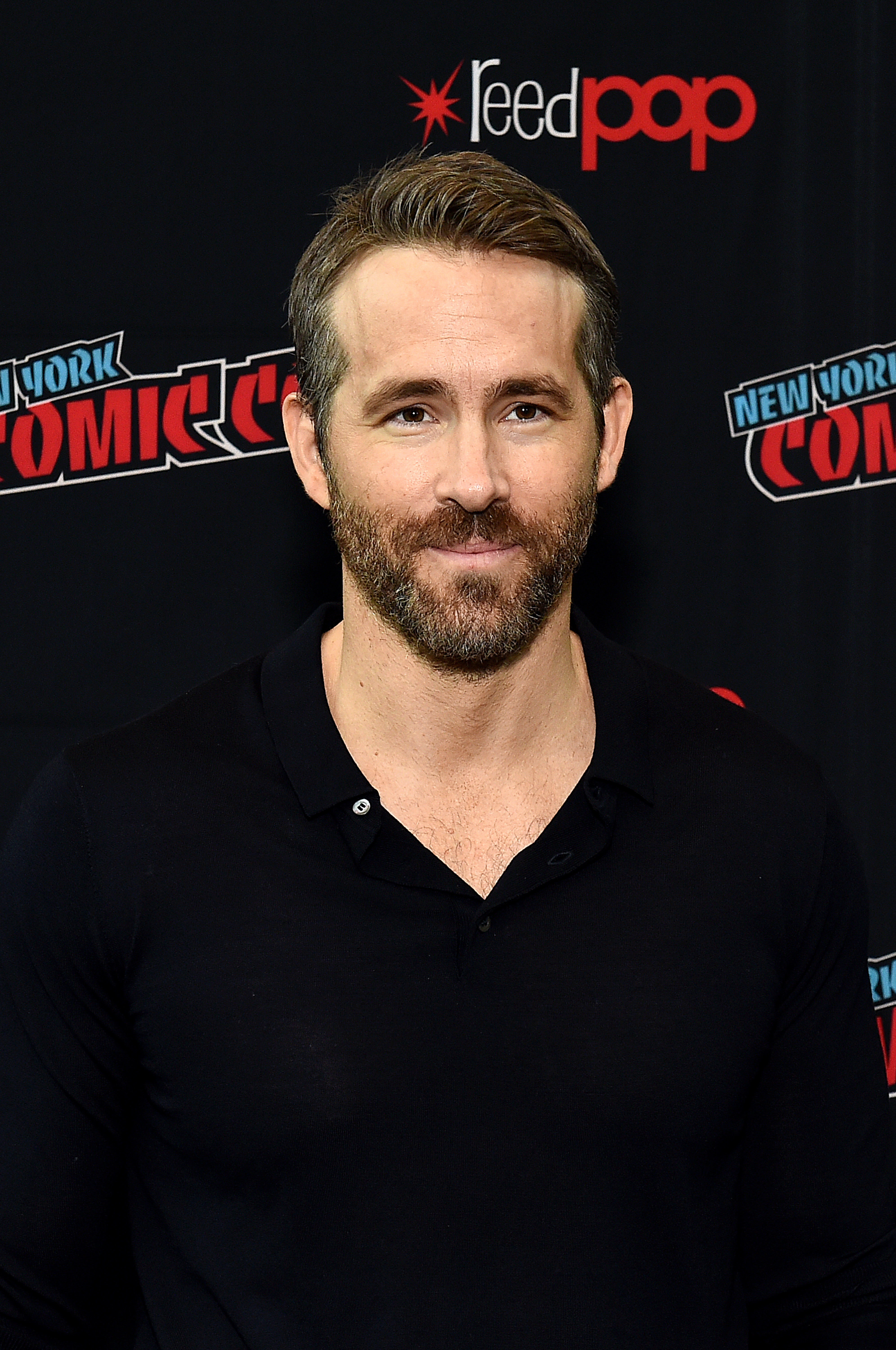 Ryan Reynolds at an event for Free Guy (2021)