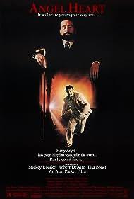 Robert De Niro and Mickey Rourke in Angel Heart (1987)