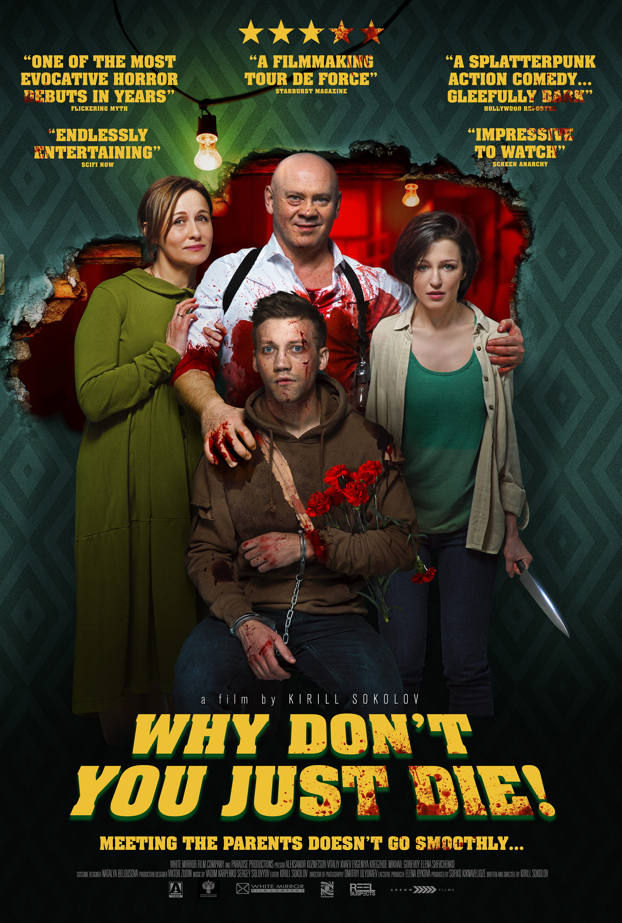 Why Don't You Just Die! (2018) BLURAY English-Hindi Dual Audio 720p [1GB] mkv