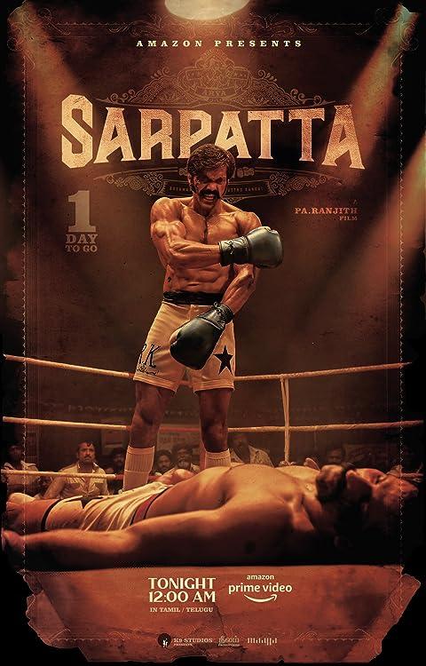 Sarpatta Parambarai (2021) Hindi Dubbed 480p HDRip 400MB Download