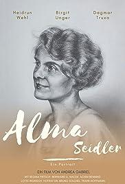 Alma Seidler: Ein Portrait Poster