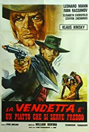 Vengeance Is a Dish Served Cold Poster