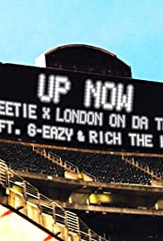 Saweetie x London On Da Track Feat. G-Eazy and Rich The Kid: Up Now Poster