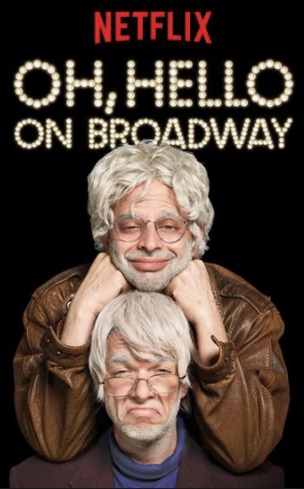 Nick Kroll and John Mulaney in Oh, Hello on Broadway (2017)