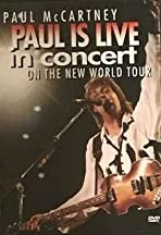 Paul Is Live: In Concert on the New World Tour