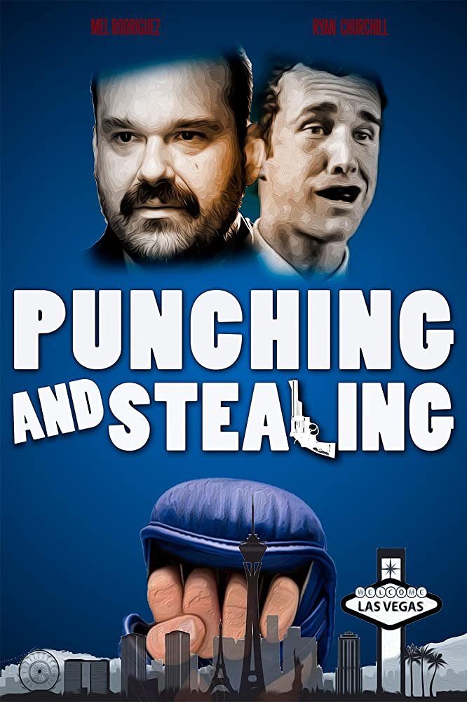 Punching and Stealing download