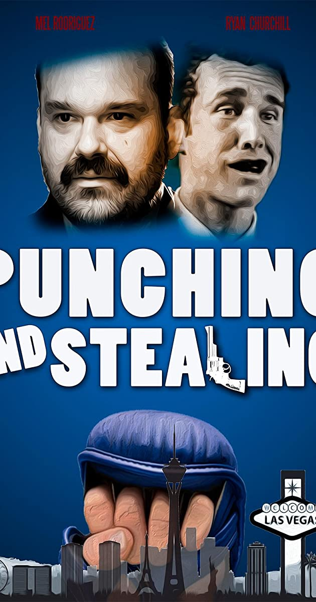 Subtitle of Punching and Stealing