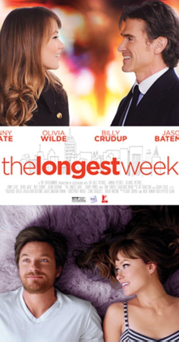 Subtitle of The Longest Week