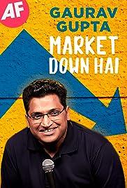 Gaurav Gupta: Market Down Hai 2021 Standup Comedy WebRip Hindi ESub 130mb 480p 450mb 720p 2GB 1080p