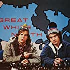 Rick Moranis and Dave Thomas in The Adventures of Bob & Doug McKenzie: Strange Brew (1983)