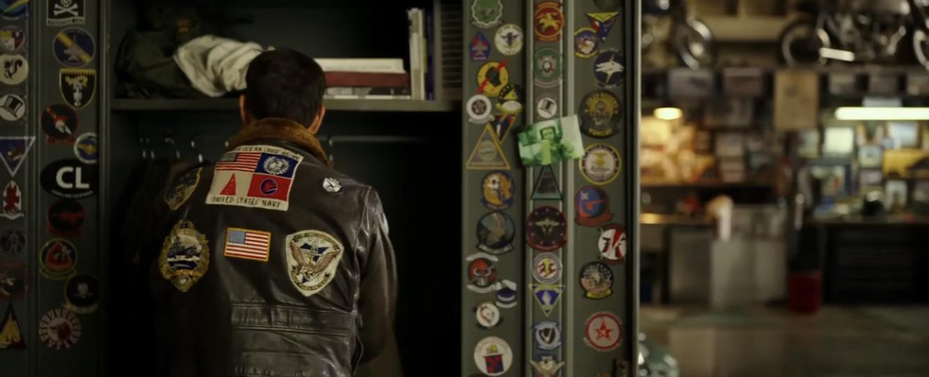 Tom Cruise in Top Gun: Maverick (2020)