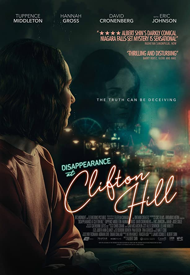 Disappearance at Clifton Hill (2019) Hindi Dubbed