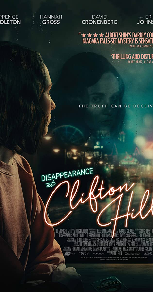 Subtitle of Disappearance at Clifton Hill