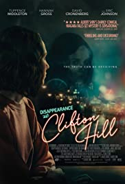 Disappearance at Clifton Hill Poster