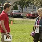 Jensen Ackles and Allison Mack in Smallville (2001)