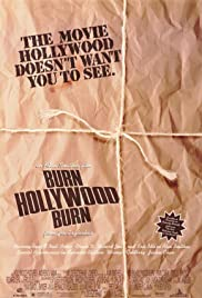 An Alan Smithee Film: Burn Hollywood Burn Poster