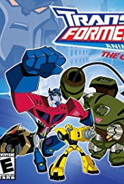 Transformers Animated: The Game Poster