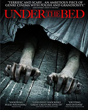 Where to stream Under the Bed