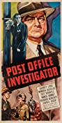 Post Office Investigator (1949) Poster