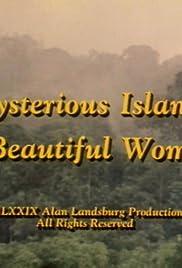 Mysterious Island of Beautiful Women Poster