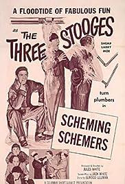 Scheming Schemers(1956) Poster - Movie Forum, Cast, Reviews