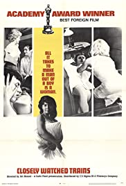 Closely Watched Trains (1966) Poster - Movie Forum, Cast, Reviews