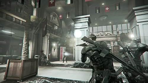Tom Clancy's Splinter Cell: Blacklist (Co-Op Trailer)