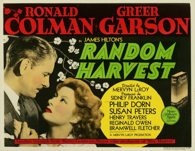 Image result for random harvest 1942