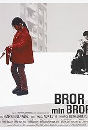 Bror, min bror Poster