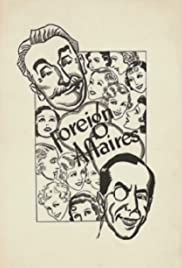 Foreign Affaires Poster
