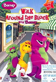 Walk Around the Block with Barney Poster