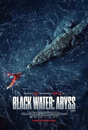دانلود زیرنویس فارسی فیلم Black Water: Abyss 2020