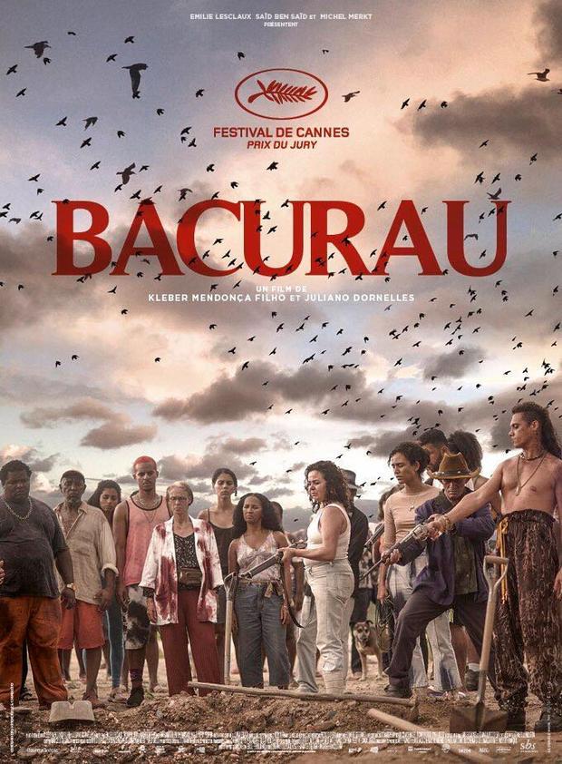 Bacurau (2019) Hindi Subtitles 720p HDRip [In Portuguese] Full Movie