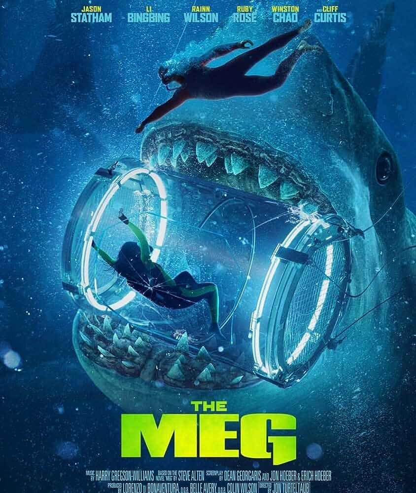 The Meg 2018 Web-DL 480p 720p 1080p Direct Link