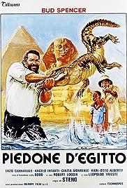 Piedone d'Egitto Poster