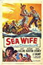 Sea Wife (1957) Poster