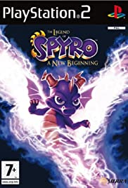 The Legend of Spyro: A New Beginning Poster
