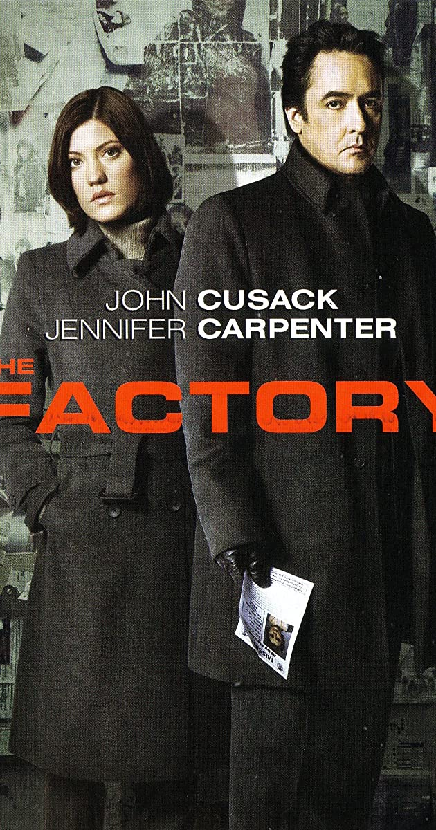 jennifer carpenter imdb