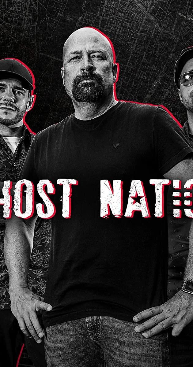 Download Ghost Nation or watch streaming online complete episodes of  Season1 in HD 720p 1080p using torrent