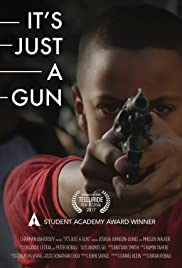 It's Just a Gun Poster