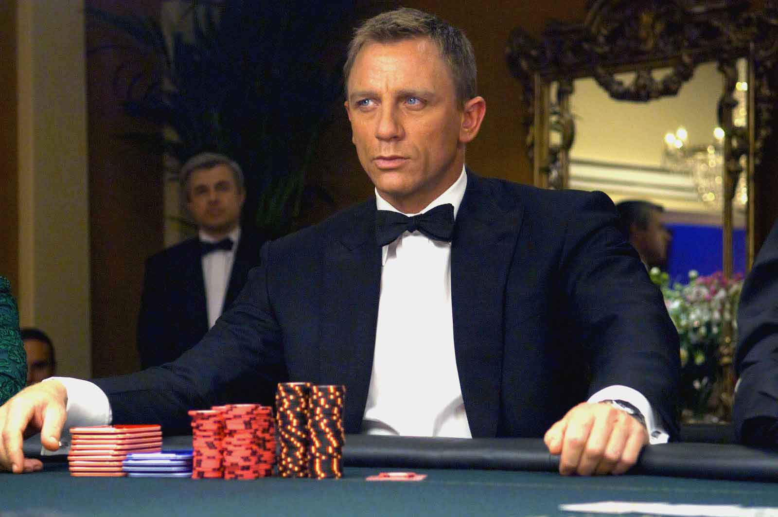 Daniel Craig in Casino Royale (2006)