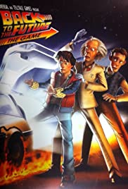 Back to the Future: The Game - 30th Anniversary Edition Poster